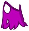 Tattered Purple Dress