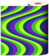 Wild Wiggly Wallpaper