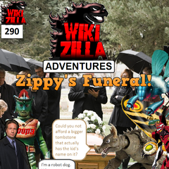 Some of the Rulers and their friends attend Zippy's funeral. An incredibly intense discussion about a small tombstone ensues.