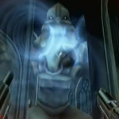 The Cropolite boss from TimeSplitters. love this guy.