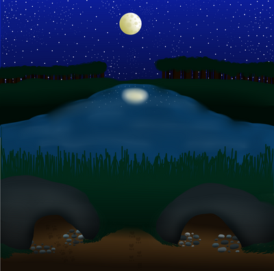 MoonClan's Camp by Ripple.of.mc