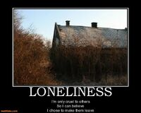 http://www.motifake.com/loneliness-loneliness-demotivate-demotivational-posters-152929