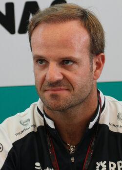 Rubens Barrichello 2010