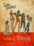 Ladies of Motorcity -Edward Artinian
