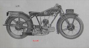 Sarolea 25 O 1929