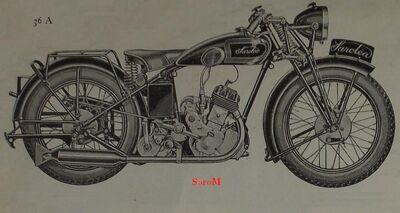 Sarolea 350ccm 36 A 1936