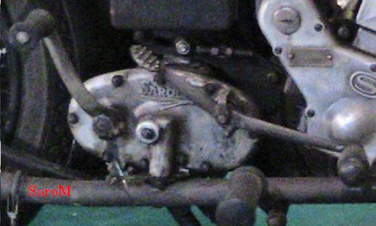 Datei:Sarolea AS 47 350ccm 1947 Getriebe.JPG