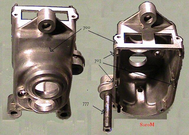 Datei:Einzelteile getriebe Getriebegehäuse.JPG