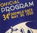 500 Meilen von Indianapolis 1950