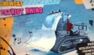 Ae patriot rhino