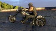 MSA Mohawk Freerider Big Dog