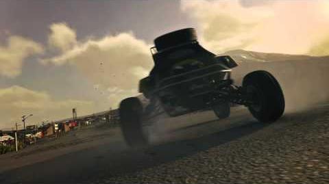 DRIVECLUB Special MotorStorm Buggy