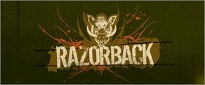 Razorback logo