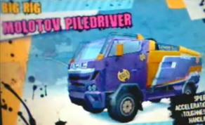 Ae molotov piledriver