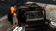 MSA Voodoo Sandcutter Radiator