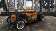 Falfer Undertaker (rusty parts)