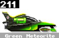 GreenMeteorite