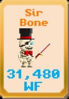 Sir Bone