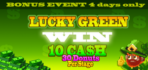 Lucky Green Event