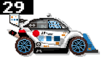 Peaks Race Car