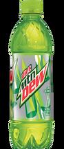 MtDew Diet 16.9
