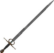 Old Broadsword (With Fire & Sword)