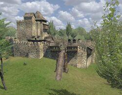 Kelredan Castle
