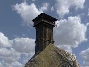 Dirigh Aban tower