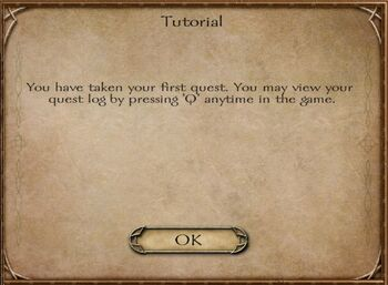 Tutorial-Quest