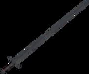 Sarranid Guard Sword (Warband)
