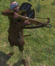 PC Rhodok Crossbowman