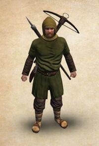 Rhodok Crossbowman
