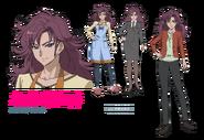 Ririka Kato - Anime Design 2