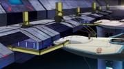 Sailing 02 - Hakuoh Shuttle Docked