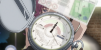 Bentenmaru Pocket Watch