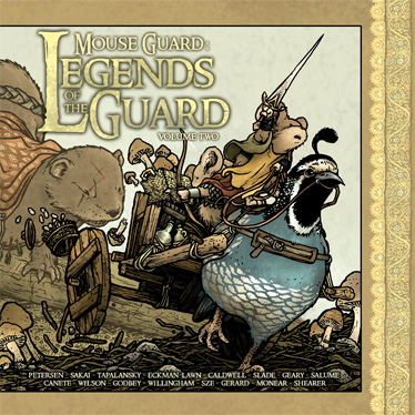 Legends Volume 2 cover
