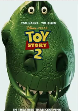 File:Toy Story 2 Poster 2 - Rex.PNG