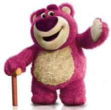 Lots-O' Hugging Bear