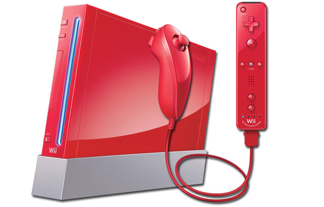 File:Red wii.jpg