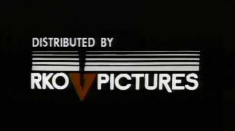 RKO Pictures Distribution logo (1981)