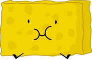 Spongy (BFDI The Movie 2016)