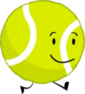 Tennis Ball (BFDI The Movie 2016)