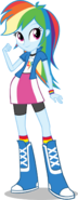 Equestria girls rainbow dash by deathnyan-d6f976x