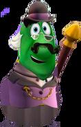 Ichabeezer as the Mayor
