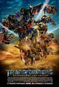 Transformers revenge of the fallen ver9