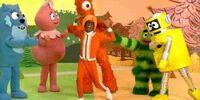 I Like to Dance (Yo Gabba Gabba! song)