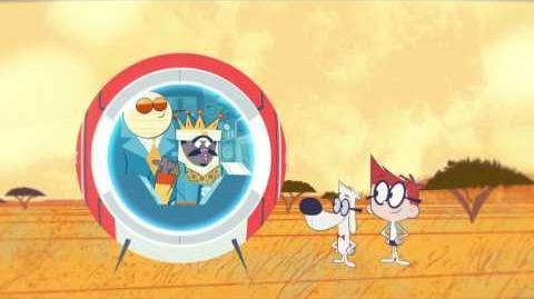 Mr. Peabody and Sherman Show - Season 4 Puns