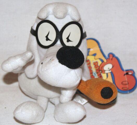 File:Mr. Peabody Plush toy.JPG