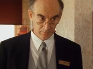 Hotel-clerk