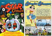 All Star Comics 8 december 1941 featuring wonder woman
